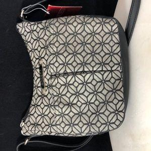 Rosetti handbag charcoal